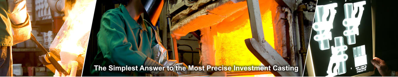 Investment Casting   Precision Investment Casting Companies
